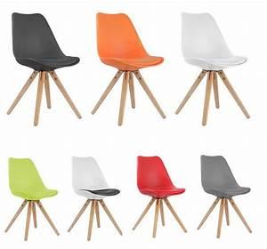 Chaise Scandinave Verte : chaise style scandinave pi tement bois riku chaises ~ Teatrodelosmanantiales.com Idées de Décoration