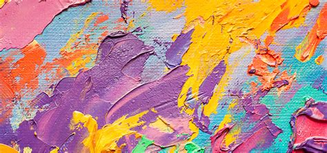 Paint Background Bright Paint Abstract Background Bright Pigment