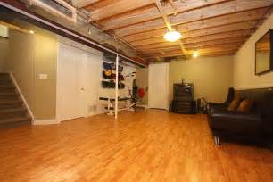 best basement flooring consideration