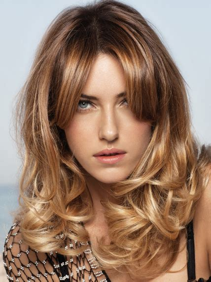 Different Types Of Hair Color by Pictures Different Types Of Hair Colors Ombre