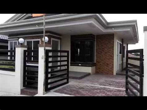 orchid hills subdivision davao city bungalow house youtube