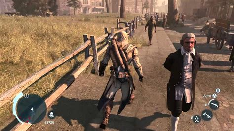 Assassins Creed 3 Pc Gameplay Max Settings Youtube
