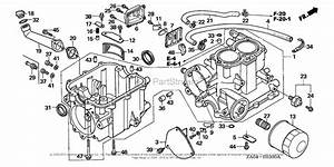 Honda Es6500k1 A  B Generator  Jpn  Vin  Ea1