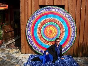 Acrylfarben Auf Holz : mandalas auf leinwand holz dodomandala ~ Orissabook.com Haus und Dekorationen