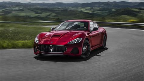 maserati granturismo sport maserati granturismo the purest form of excitement