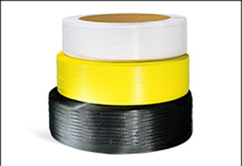 strapping plastic strapping banding  stock ulineca