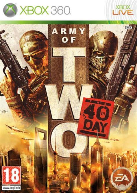 Pásalo en grande y disfruta de una enorme selección de interesantes juegos gratuitos de xbox. Army of Two The 40th Day para Xbox 360 - 3DJuegos