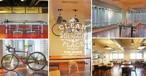 Clean Well Lighted Place by A Clean And Well Lighted Place For Work Coworking Map
