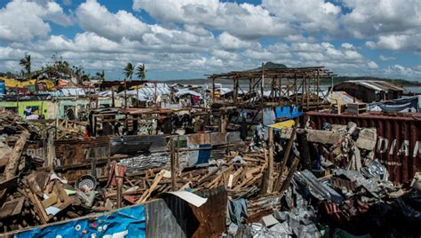 Responding To Natural Disasters In The Philippines Asian