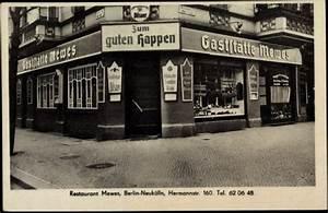 Postleitzahl Berlin Neukölln : ansichtskarte postkarte berlin neuk lln restaurant ~ Orissabook.com Haus und Dekorationen