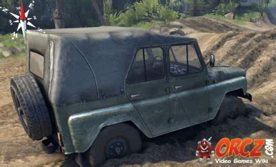 spintires type   vehicle orczcom  video games wiki
