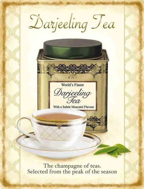 darjeeling tea herbata pinterest  darjeeling tea
