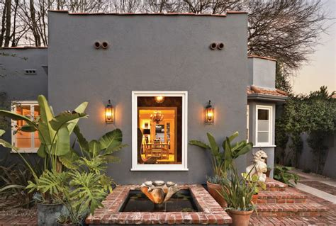 charming spanish bungalow converted  office idesignarch interior design architecture