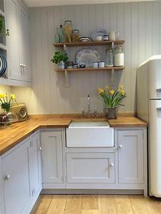 17 best ideas about light grey kitchens on pinterest With kitchen cabinets lowes with country cottage wall art
