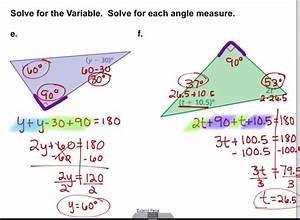 1  Solving Equations