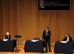 First Congressional District candidates Wittman, Rowe and ...