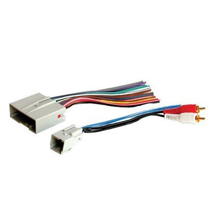 stereo wire harness ford