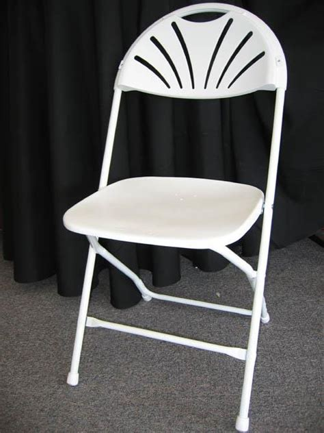 white folding chair rentals new orleans la where to rent