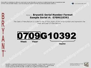 Bryant Hvac Age