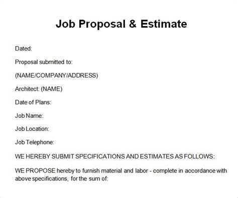 12+ Sample Job Proposal Templates  Sample Templates. Make A Menu Template Free Template. Science Teacher Cover Letters Template. Standard Work Instruction Template. Letter Templates Word 2010 Template