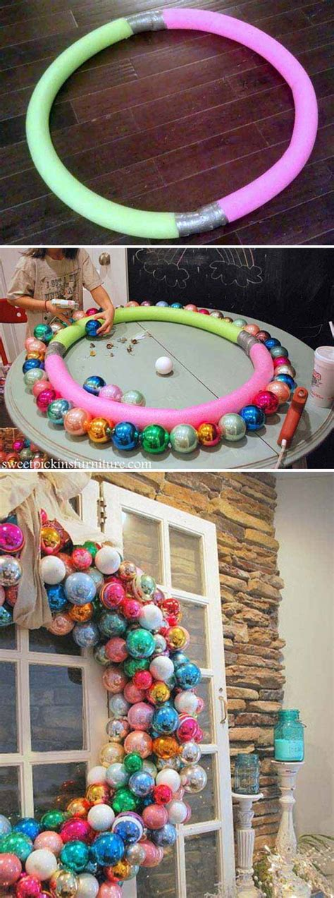 exciting christmas decorations created  pool
