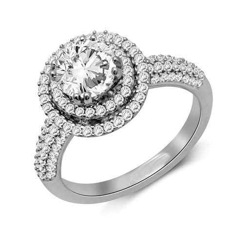 Gleaming Halo Diamond Ring 200 Carat Round Cut Diamond On. Sand Bracelet. Color Tanzanite. Diamond Gemstone. Right Hand Rings. Amethyst Bangle. Canary Diamond Wedding Rings. Kay Jewelers Stud Earrings. Stamped Bracelet