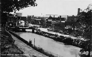 Old Tonbridge In Pictures  The River Medway