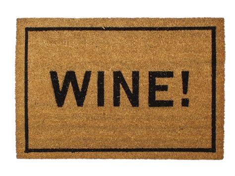 Wine Doormats by Clever Doormats Wine