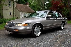 Really 1995 Mercury Grand Marquis Ls Sedan    4  6 V8