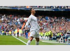 Shakhram Giyasov does Cristiano Ronaldo celebration at