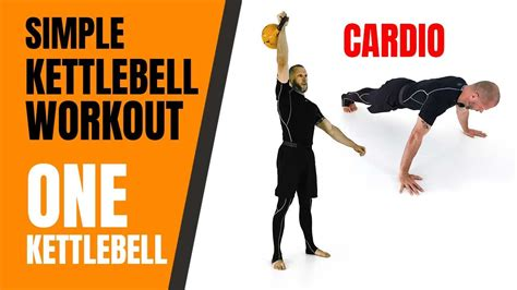 kettlebell cardio workout simple