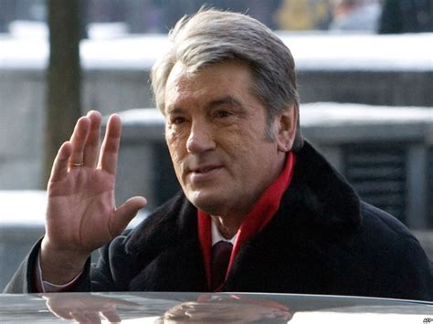 Voting In Ukraine The Yushchenko Factor