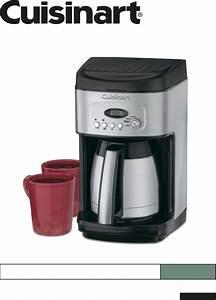 Cuisinart Coffeemaker Dcc