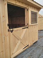 good diy stall door instructions barn  stall ideas