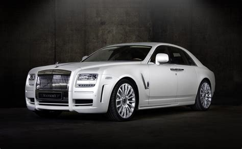 Rolls Royce Picture by Mansory Rolls Royce White Ghost Limited