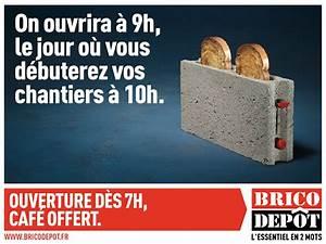 Brico Depot Reims Horaire : la publicit brico d p t ~ Dailycaller-alerts.com Idées de Décoration