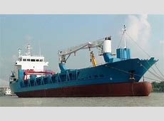 88m MPP General Cargo Ship Tween Decker Geared 197 TEU