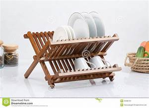 Petite Etagere Bois : petite tag re en bois image stock image 25285751 ~ Teatrodelosmanantiales.com Idées de Décoration