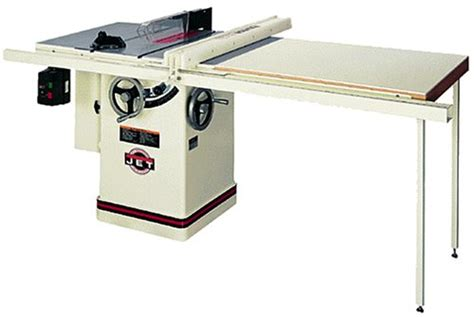 cabinet table saw reviews 2016 jet 708663pk table saw review 2016
