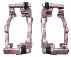 2x Pair Front Brake Caliper Carrier Bracket 93