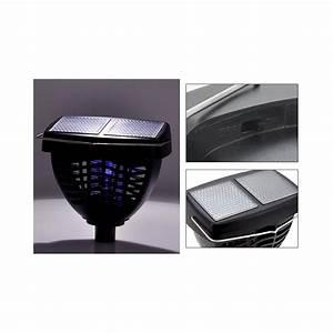 Lampe Anti Insecte : achat lampe uv solaire anti moustique et insectes pas cher ~ Melissatoandfro.com Idées de Décoration