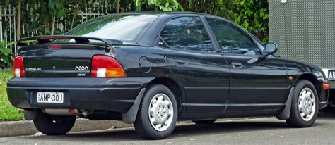 Chrysler Se by File 1997 Chrysler Neon Se Sedan 2010 12 10 Jpg