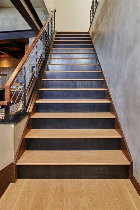 steel stair risers brandner design