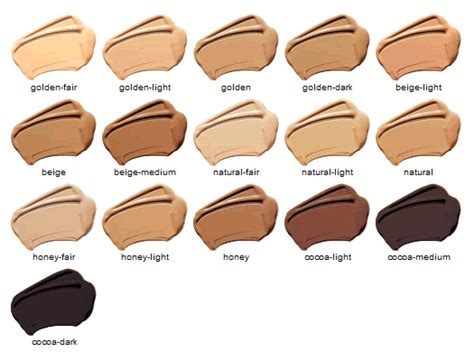 foundation colors mac skin tone chart gloprotective liquid foundation