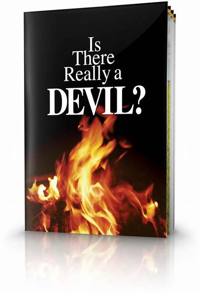 Devil There Really Satan God Booklets Bible