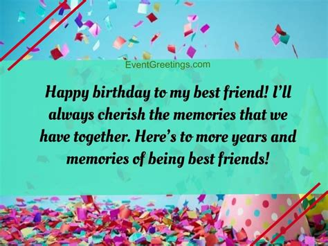 Maybe you would like to learn more about one of these? 30 Exclusive Birthday Wishes For Best Friend Female