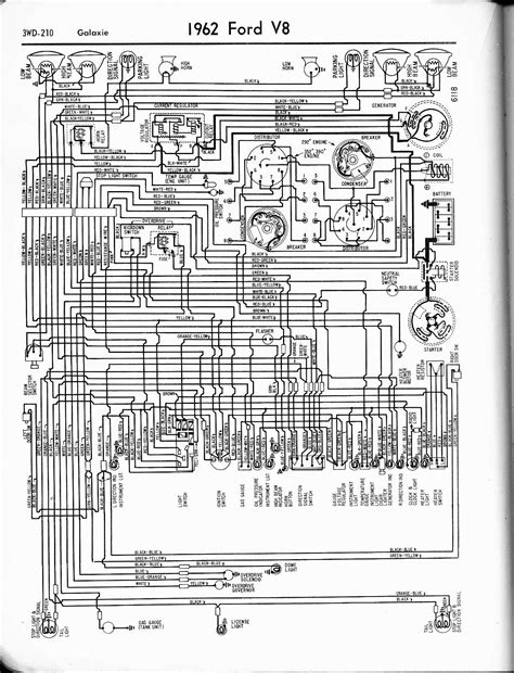 1967 Ford Galaxie Wiring Diagram Alternator by 1967 Ford Fairlane Wiring Diagram Electrical Website