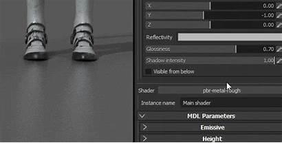 Mdl Viewer Settings Shadow Defines Opacity Parameter