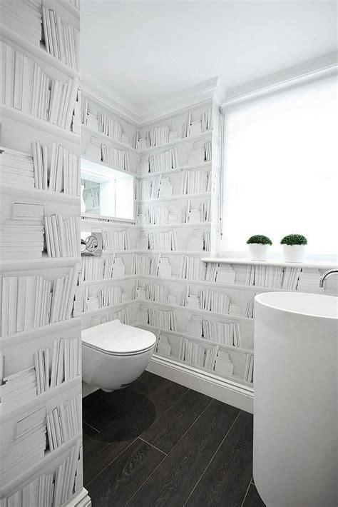 decoration wc toilette  idees originales