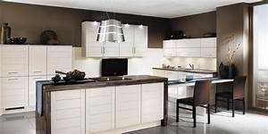 black and white kitchen designs from mobalpa With brown and black kitchen designs